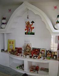 Re pooja room