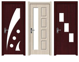 Comparison Flush Doors vs Wooden Doors