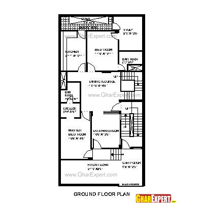 Plan For 30 Feet By 60 Feet Plot  Plot Size 200 Square Yards  Plan Code 1595 also House Plans For 15x 36 Feet East Face Plot also 60 X 30 House Floor Plans in addition  on plan for 48 feet by 58 plot
