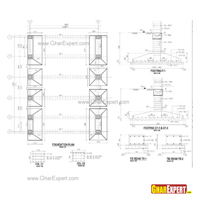 Structure Drawing sample