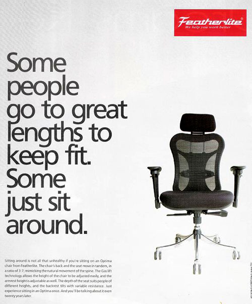 Company : Office : Featherlite Optima Chairs from Featherlite.