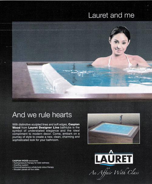 Company Bathroom Lauret Bath Tubs