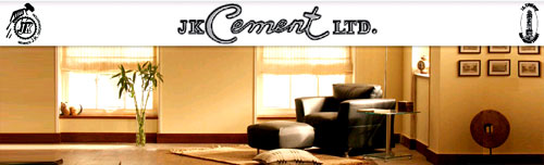 Jk Cement Products : Company raw material j k white cement