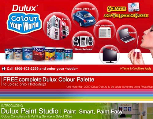 Ici Dulux Paint Store Locator
