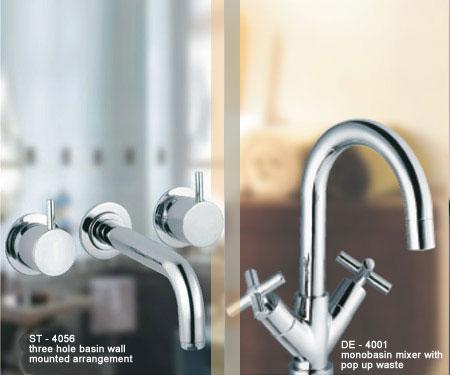 Company:Bathroom:Euro Brass Faucets and Bathfittings