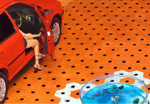 Company Flooring Designer Tiles