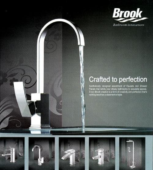 & Company : Bathroom : Brook Bathroom Innovation