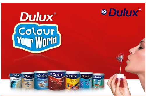 Company Paint Ici Dulux