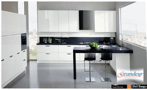 Company:Kitchen:Grandeur Modular Kitchens