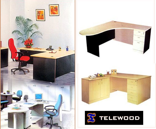 Company : Office : MODULAR OFFICE FURNITURE