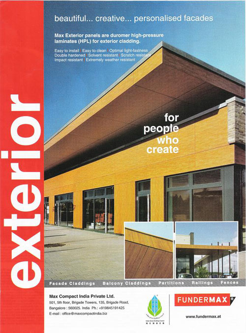 Company:Exterior:Beautiful creative personalised facades