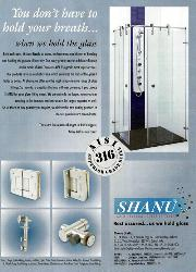 Delhi : Bathroom : Shanu Architectural Glass Fitting Rest assured as we hold glass
