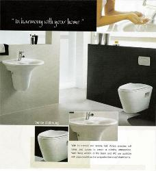 Company : Bathroom : In harmony with your home