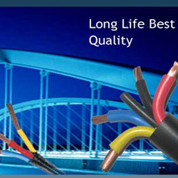 Company : Wiring and Electrical fitting : Elastomeric (Rubber) Cables