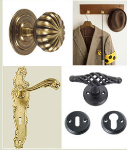Company : Doors : Denz Door Knobs