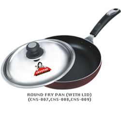 Company : Kitchen : Crystal Non-Stick Cookwares