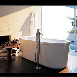 Company : Bathroom : Chandwani Ceramic Bath Tub