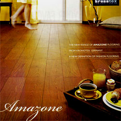 Chandigarh : Flooring : Kronotex Laminate Flooring