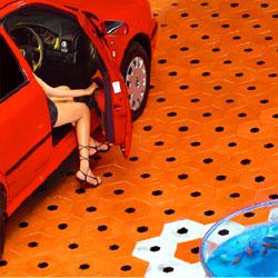Cochin (Kochi):Flooring:Designer Tiles