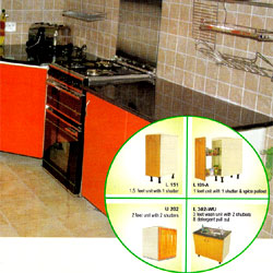 Company : Kitchen : Modular Kitchen & Accessories