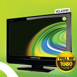 Delhi : Home Improvement : Videocon Haute Full HD TV