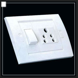Company : Wiring and Electrical fitting : Vinay Modular Switches