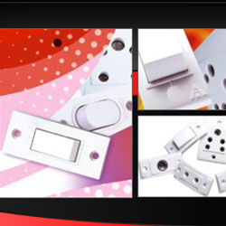 Company : Wiring and Electrical fitting : Kraft Switches