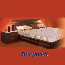 Company : Bedroom : Sleepwell Mattres