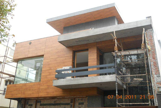 Hpl Panels For Exterior