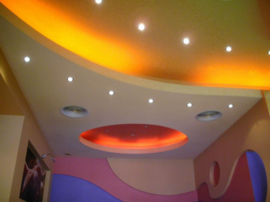 pop ceiling colour combination - Bedroom Ceiling Color Ideas
