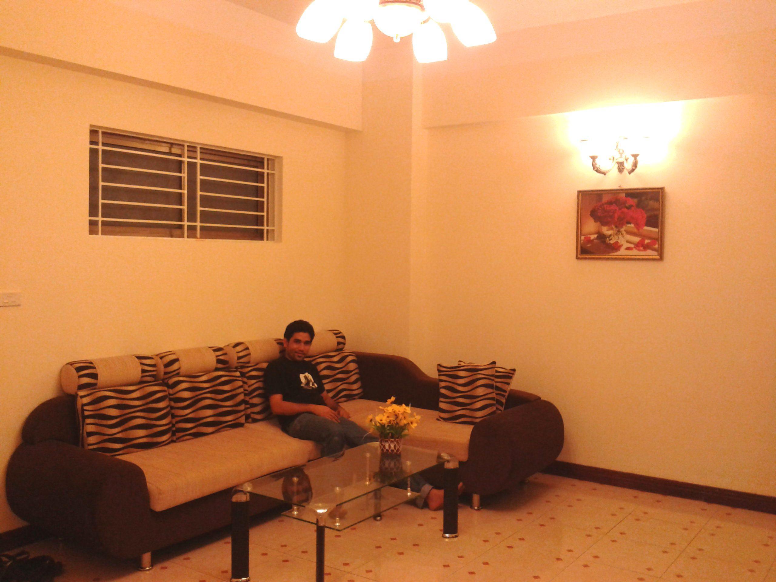 living room of Dheera