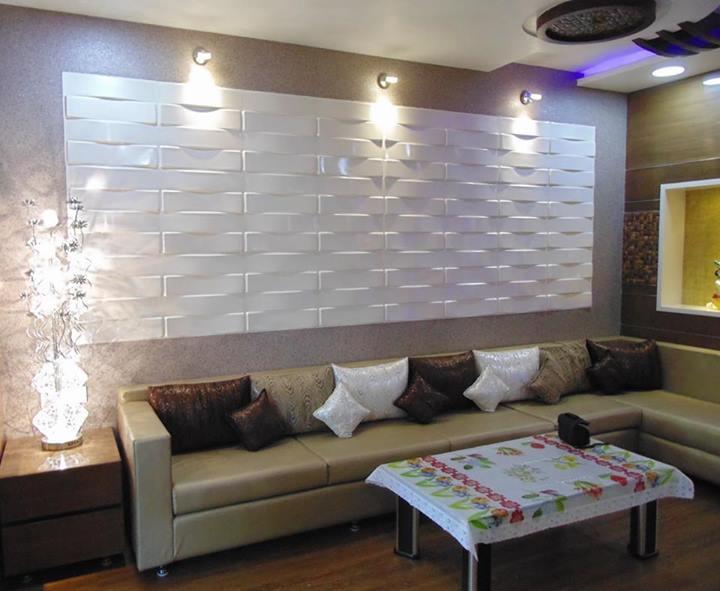 3D WallArt Wall Panel