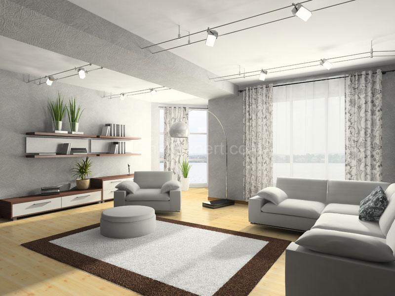 Gray Paint Colors for Living Room 800 x 600