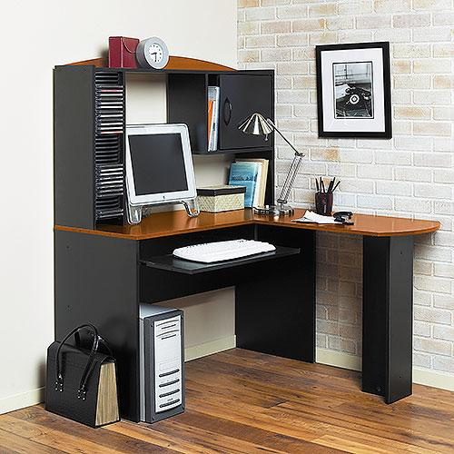 Mainstays Lshaped Desk with Hutch 500 x 500