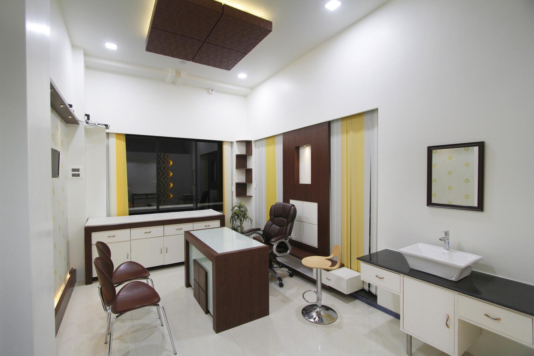 Skin Care Clinic Consulting Room Gharexpert