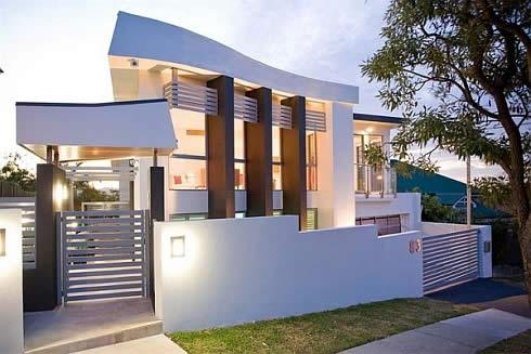 Captivating Modern Exterior Elevation Desi.