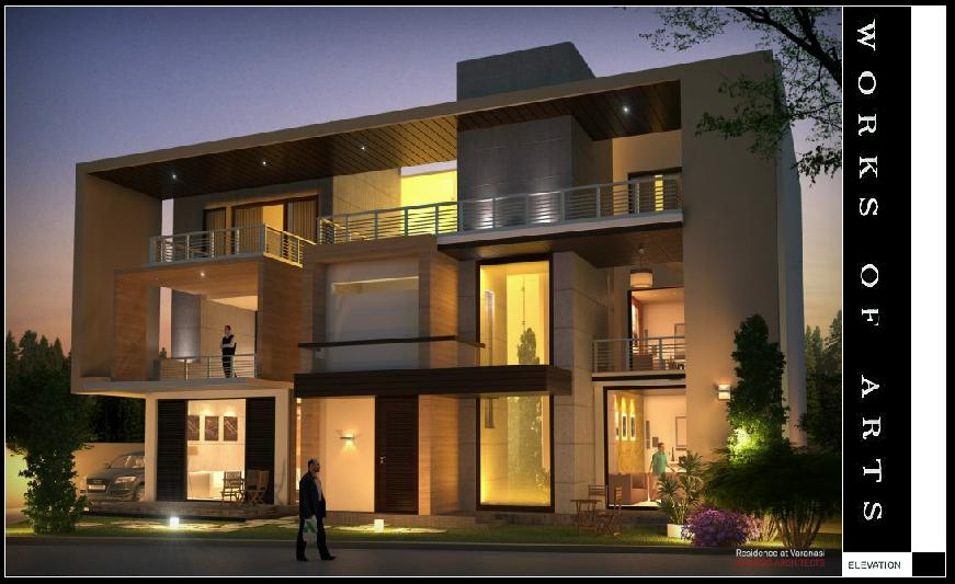 RESIDENCE FOR MR.LOHIA AT NOID....