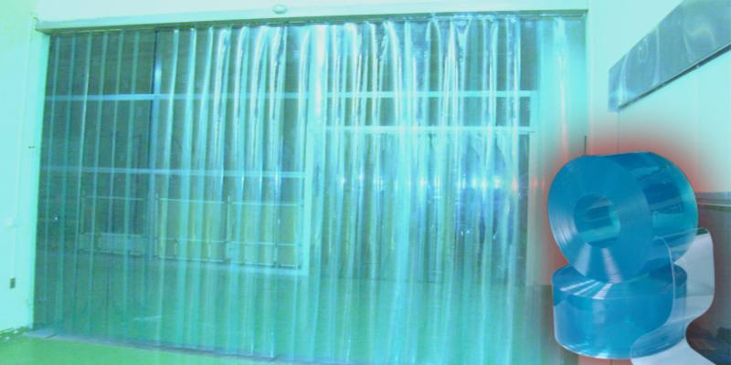 Cold Room PVC Strip Curtains