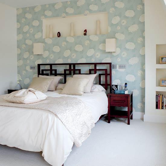 Light color bedroom