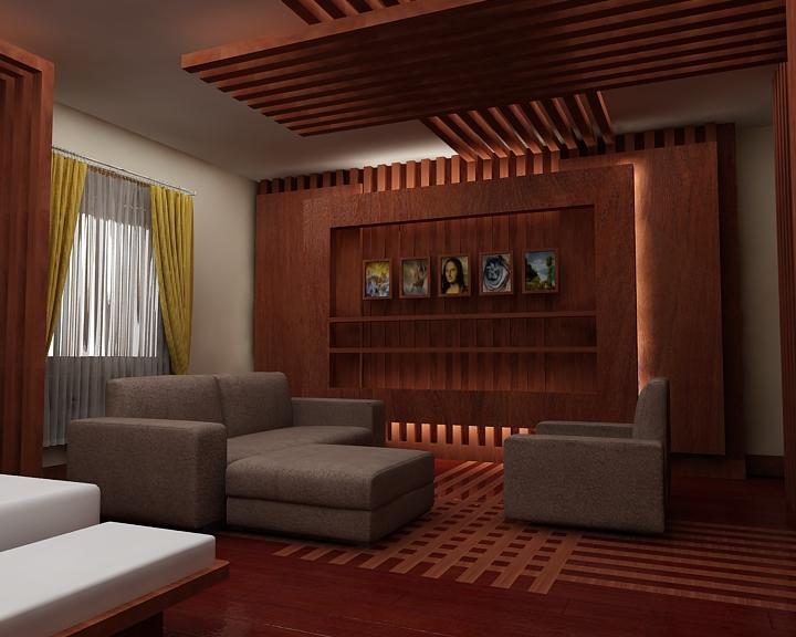 Wooden Ceiling Design For Drawing Room Gharexpert