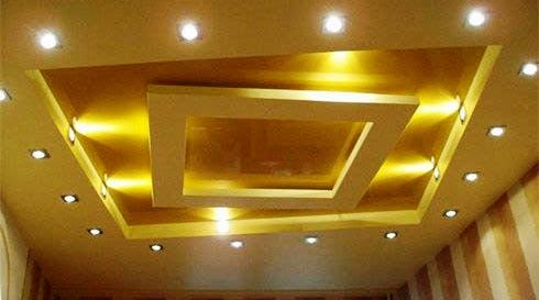 Best POP Designs, gharexpert, gyproc, gypsum board, interior design ...