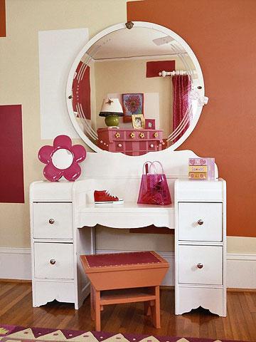 Dressing table for girls gharexpert for Womens dressing table