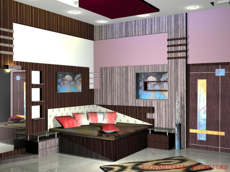 master bedroom 3d design - Bedroom 3d Design