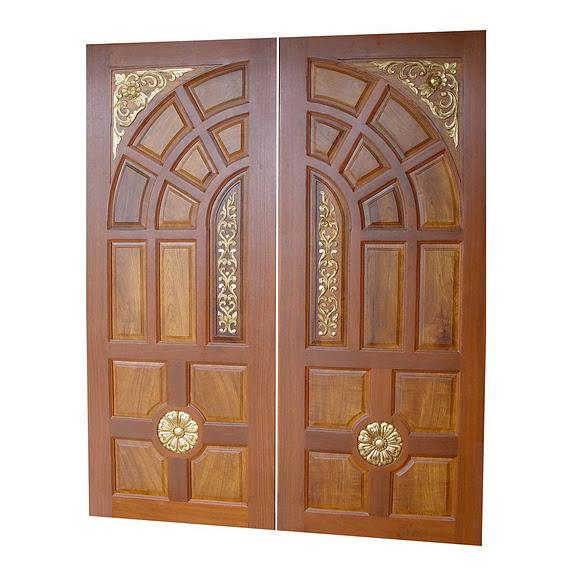 Main door design gharexpert for Single main door designs for home