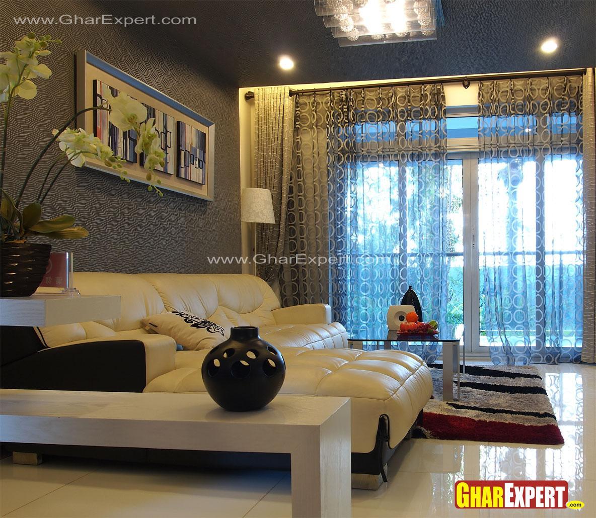 Royal upholstered sofa for liv....
