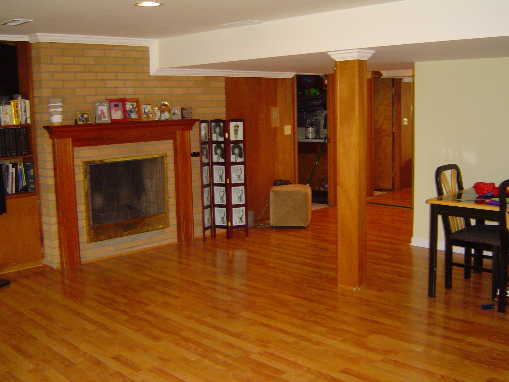 Basement flooring ideas gharexpert Basement flooring ideas