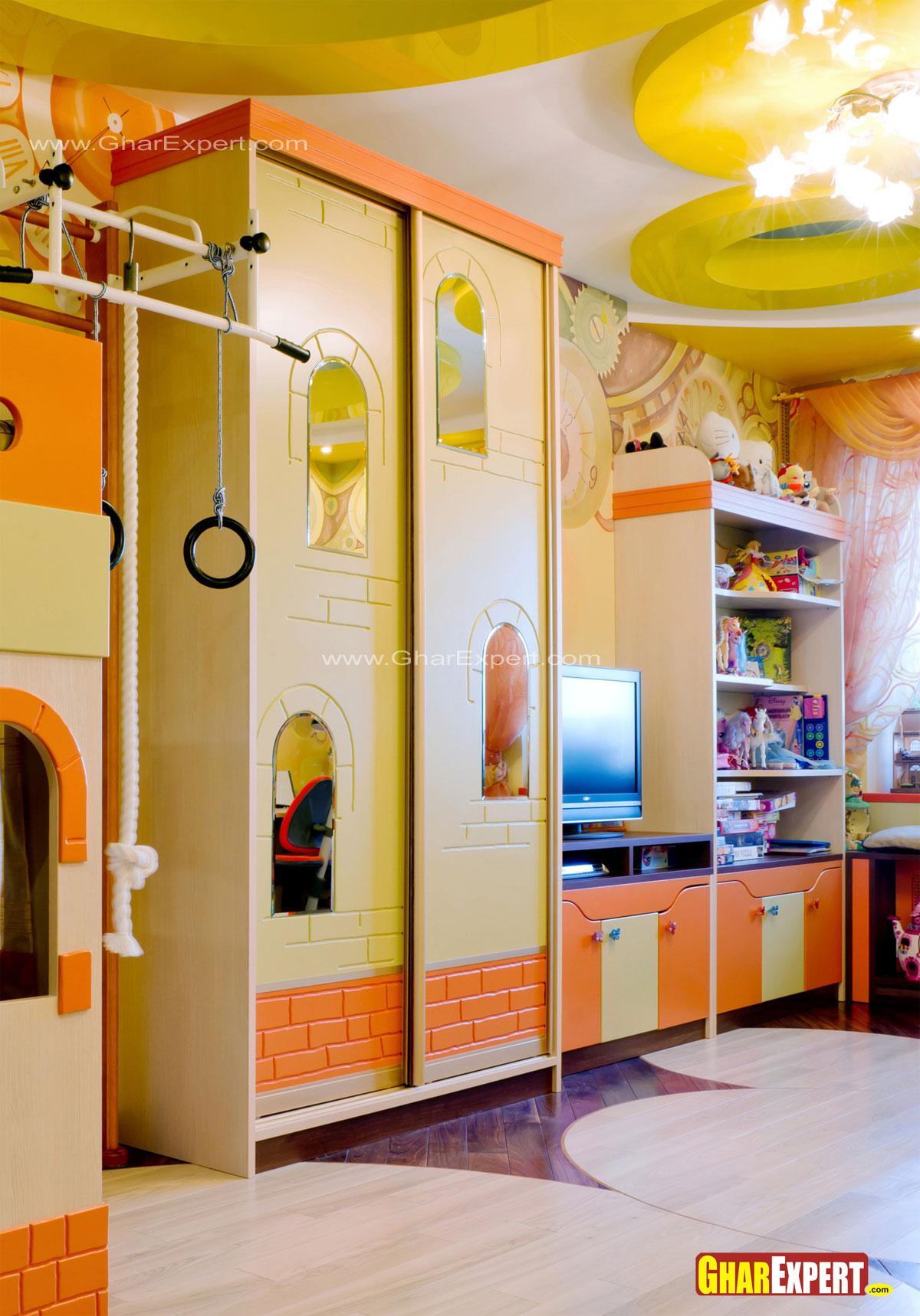 Cupboard design for children r....