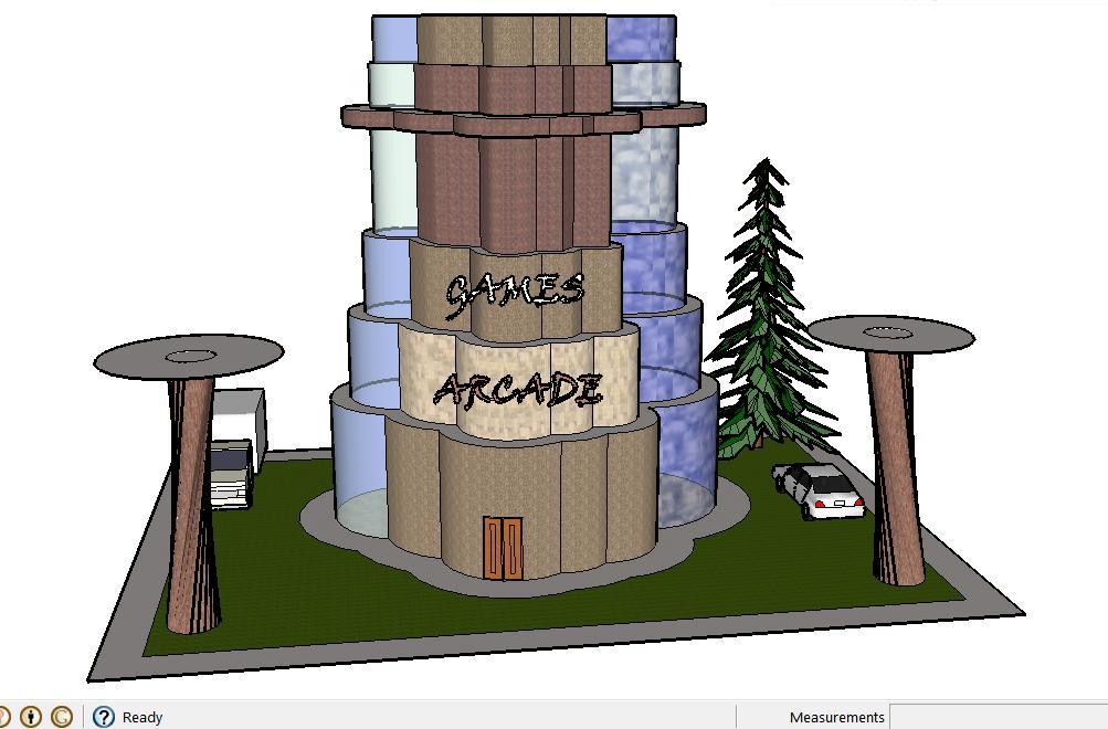 The Games Arcade