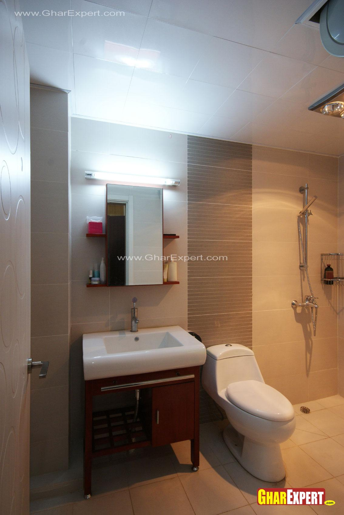 Indian bathroom designs - Interior Design Photos For Small Flats In Mumbai Home Decor