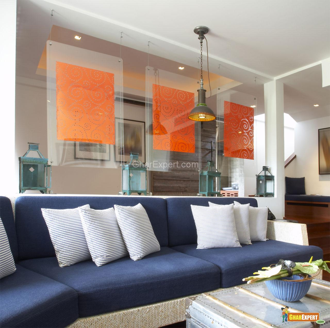 Glass Partitions For Living Room India Living Room